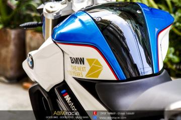 BMW F800R THE NEXT 100 YEARS ANNIVERSARIO