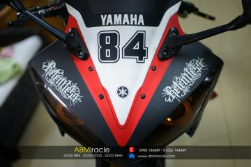 Yamaha R15 RELENTLESS