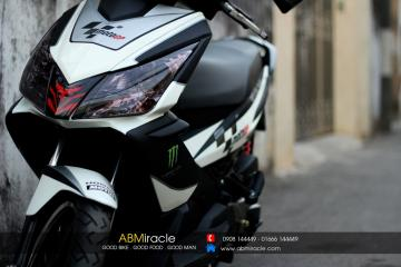 Honda AirBlade MONSTER ENERGY