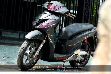 Honda SH 150i WILD SPEED