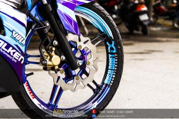 Yamaha Exciter 150 Wheels IRISH DRIFT