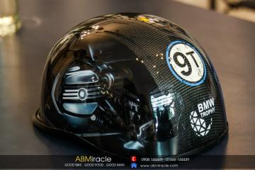 Carbon Helmet BMW ART