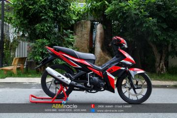 Yamaha Exciter 2010 ROSSO RED