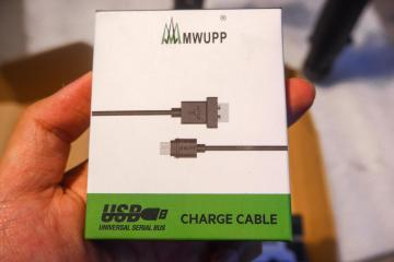 SẠC USB MWUPP ( USB -> USB-C/ LIGHTING/ MICRO )
