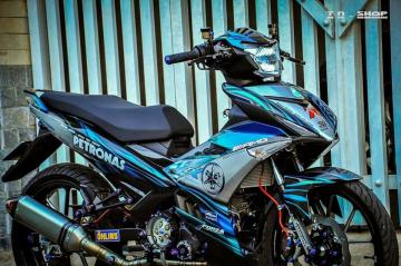 Yamaha Exciter 150 PETRONAS F1 RACING