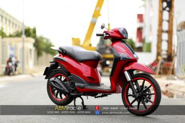Piaggio Liberty CANDY RED