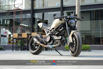 Ducati Monster TERRAMONSTER