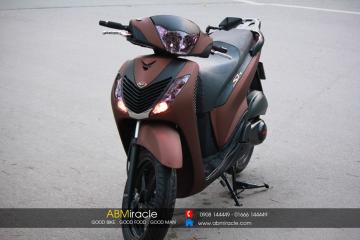Honda SH 150i CHOCOLATE