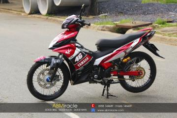 Yamaha Exciter 135 RED ROSSI