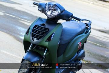 Honda PS 150i GREEN CAMO
