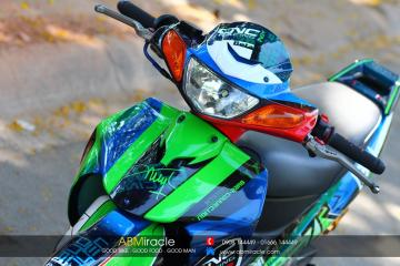 Yamaha Z125 ZR RACING