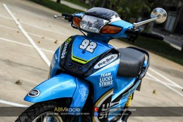 Honda Wave Alpha LUCKY STRIKE
