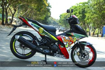 Yamaha Exciter 150 ROSSI CONTINENTS