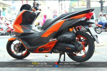 Honda PCX ORANGE MATTE