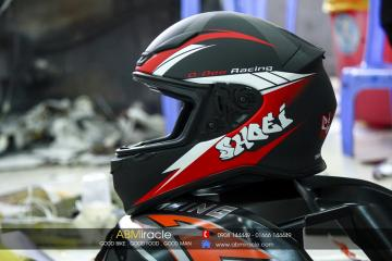Shoei Q-DEE RACING