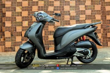 Honda PS 150i BLACK MATTE