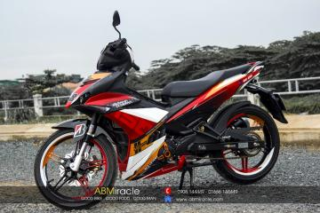 Yamaha Exciter 150 RED SPORTY