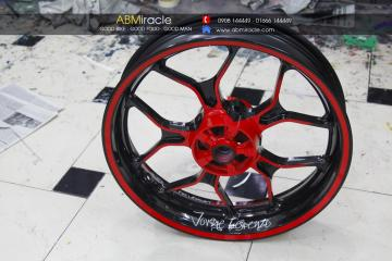 Yamaha Exciter 150 Wheels R3 JL99