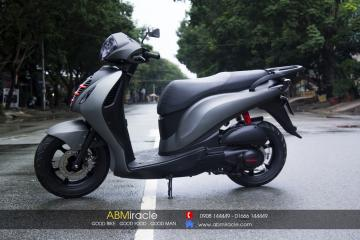 Honda PS 150i GUN METAL