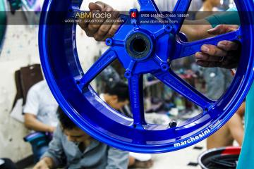 Wheels BMW S1000RR DEEP BLUE