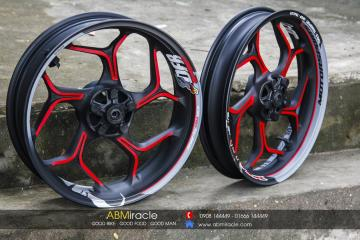 Wheels Asio PITPOSSE