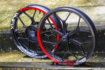 Yamaha Exciter 150 Wheels R3 PITPOSSE