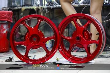 Honda Dylan Wheels CANDY RED