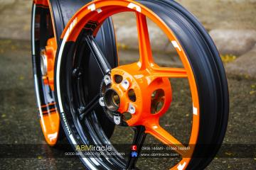 Yamaha Exciter 150 Wheels Z800 REPSOL