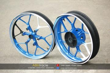 Honda Winner 150 Wheels WHITE BLUE