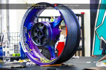 Yamaha Exciter 150 Wheels ZX-10R VR46 RACING
