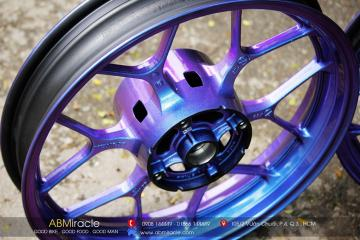 Honda Winner 150 Wheels TITANIUM CHAMELEON