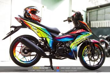 Honda Winner 150 RAINBOW
