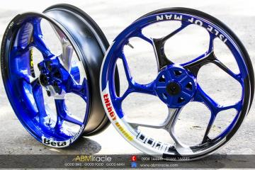 Wheels Asio BURNING GLOSSY Ver 2