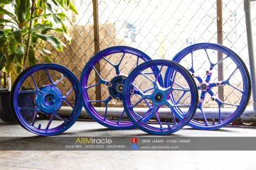 Honda Winner 150 & Vario 150 Wheels TITANIUM