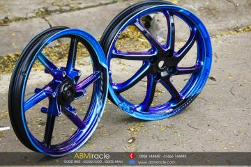 Wheels NSR PLANET SHARKS