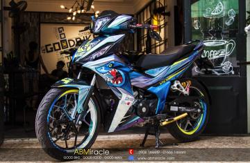 Honda Winner 150 SHARK EDITION