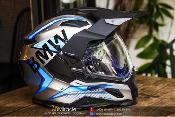 Touratech Carbon Helmet GS TROPHY EDITION