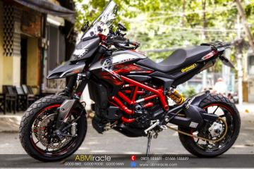 Ducati Hypermotard 939 ROCK THE HYPE (Fairings)