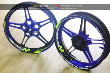 Yamaha Exciter 150 Wheels MOVISTA Ver 2
