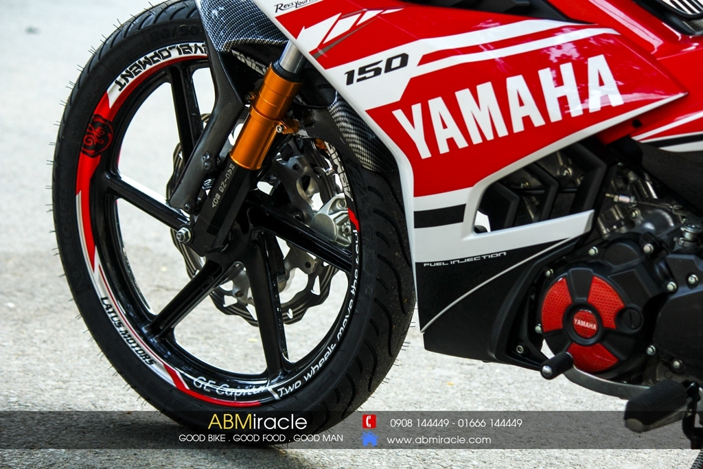 Yamaha Exciter 150 ROSSO RED