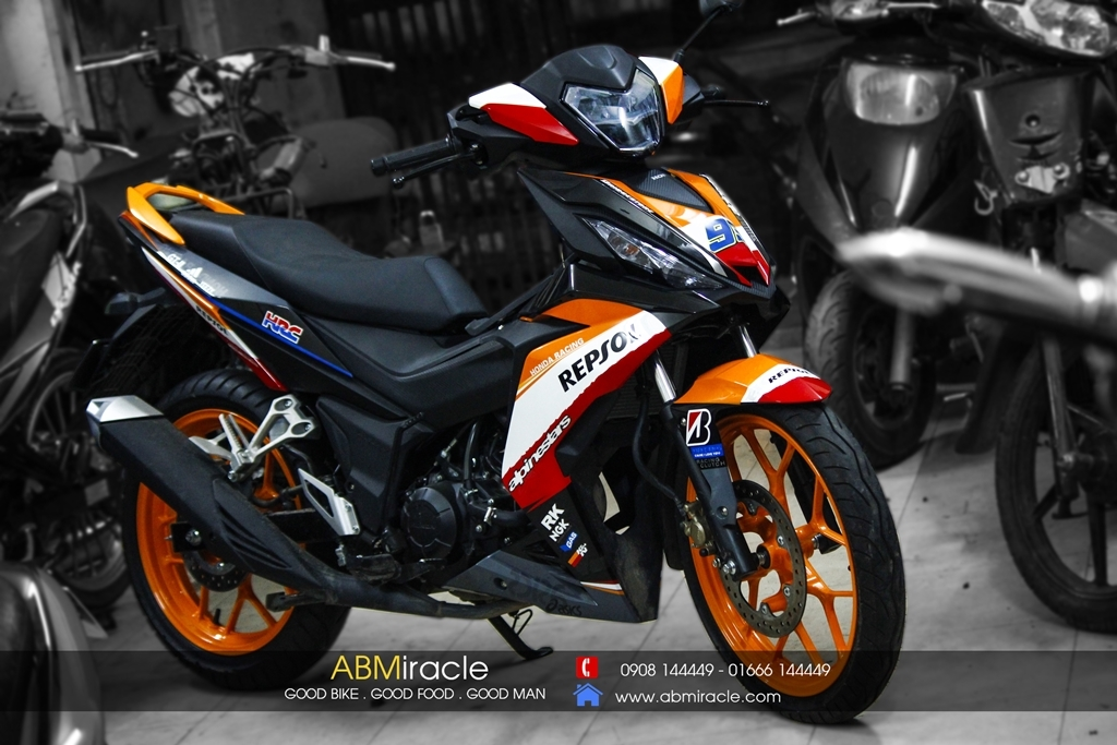 Honda Winner 150 REPSOL ORIGINAL