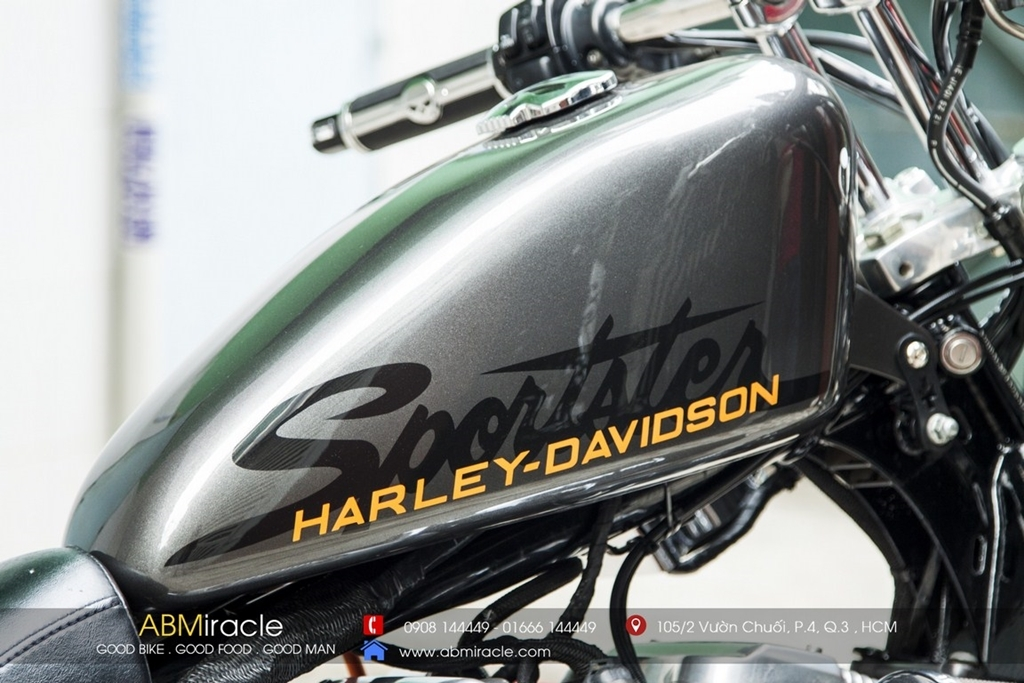 Harley Davidson LAURIE SPORTSTER