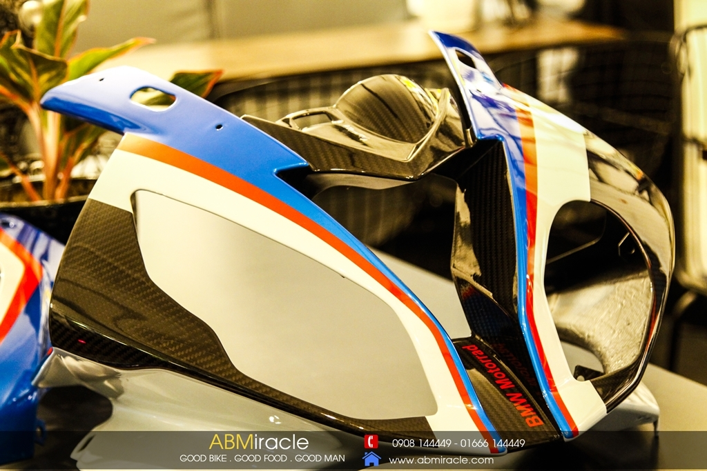 BMW S1000RR HP4 EDITION