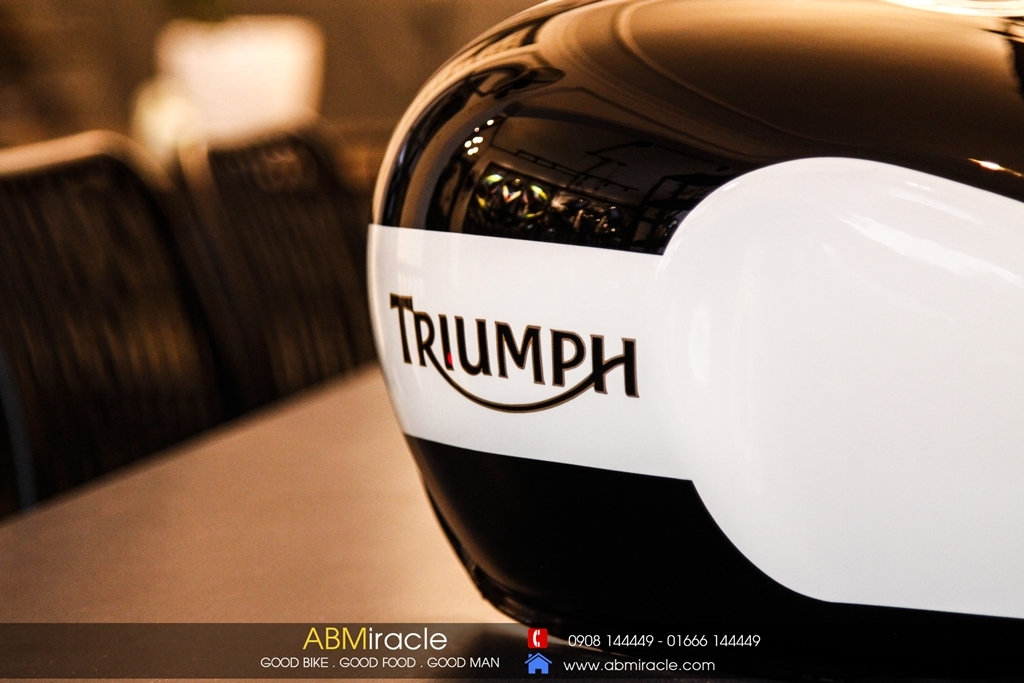 Triumph Bobber Gas Tank KING COBRA
