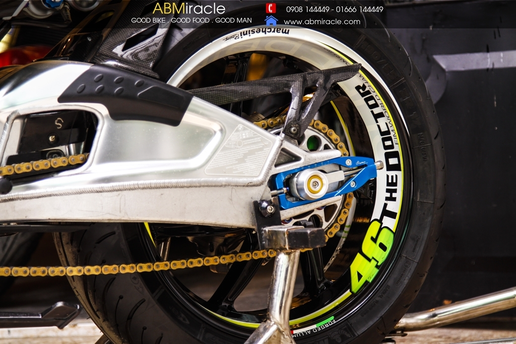 Yamaha Exciter 150 VALENTINO ROSSI LIMITED EDITION