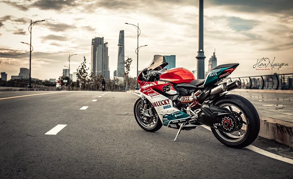 Ducati Panigale 959 FINAL EDITION