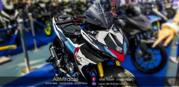 Yamaha Exciter 150 THE NEXT 100 YEARS EDITION